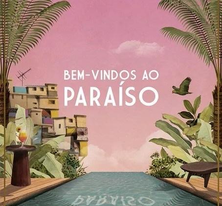 Capa de Bem-vindos ao paraíso, de Nicole Dennis Benn.