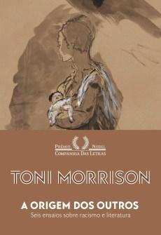 Capa de A origem dos outros, de Toni Morrison
