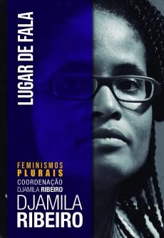 Capa do livro Lugar de fala, de Djamila Ribeiro