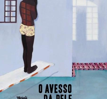 Foto da capa de O Avesso da Pele