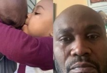 Photo of Heartbroken dad breaks down after finding out he is not son's biological father