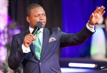 Photo of Bushiri Church is on Business… 30$, 80% Holy Spirit And 20% Alcohol Hand Sanitizer