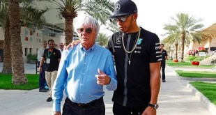 'It's not my fault I'm white': Ex-Formula 1 boss, Bernie Ecclestone