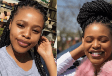 Photo of Natasha Thahane lookalike gets loads of love from Twitter and her fans