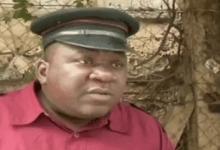 Photo of Kenya's comedian Charles Bukeko aka Papa Shirandula death suspected to be caused by COVID-19 at Karen Hospital on July 18, 2020.