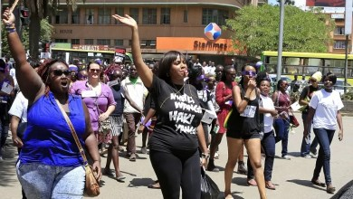 Photo of #TBT:MORE WOMEN PROTEST FOR LACK OF MEN TO MAKE THEM PREGNANT