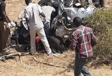 Photo of Malawi Vice President Saulos Chilima Survives A Fatal Accident