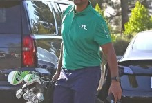 Photo of Will Smith all smiles as he's pictured for first time after denying he gave August Alsina permission to date his wife Jada Pinkett-Smith