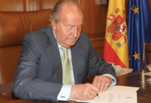 Spain's former king Juan Carlos now 'staying in the Dominican Republic' after being 'forced into exile' amid $100m corruption scandal