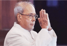 Former Indian president Pranab Mukherjee tests positive for covid-19