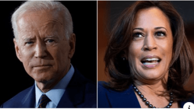 Photo of Joe Biden picks Kamala Harris as his running mate