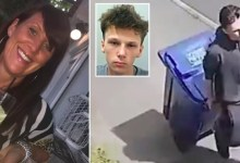 Photo of 17-year-old boy jailed for killing teacher whose body he buried in shallow grave