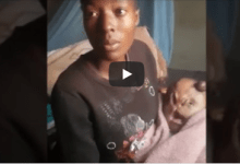 Photo of Woman appeals for help for deformed baby as nurses advised her to kill her