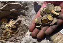 Photo of Teenagers find 'treasure' trove of 1100-year-old gold coins in Israel