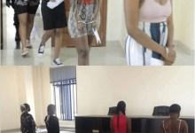 Rwanda jails 4 girls for posting nudes on social media