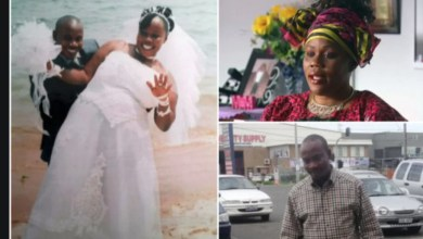 Photo of Woman Shows Up At Her Own Funeral After Husband Thought She Was Dead