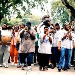 Foto de The Hot 8 Brass Band 0