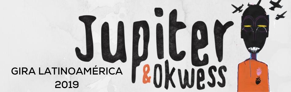 Jupiter & Okwess de vuelta a Latinoamérica