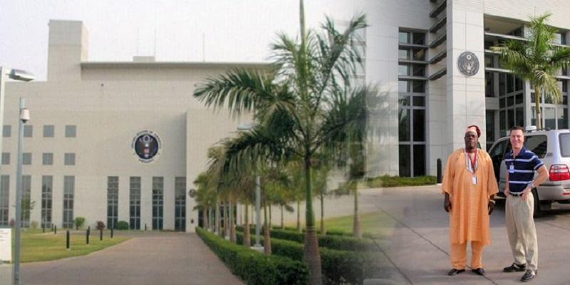 ambassade des États unis ai Nigéria
