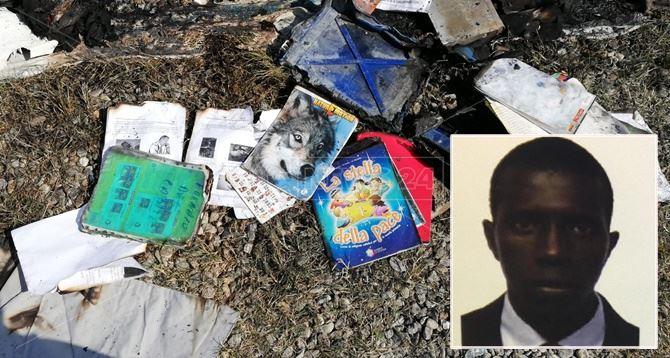 Un Sénégalais meurt calciné