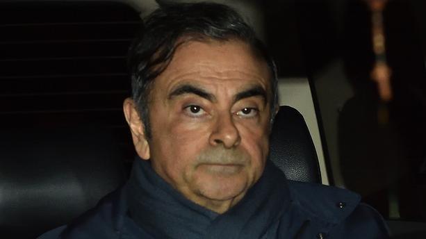 Carlos Ghosn liberé