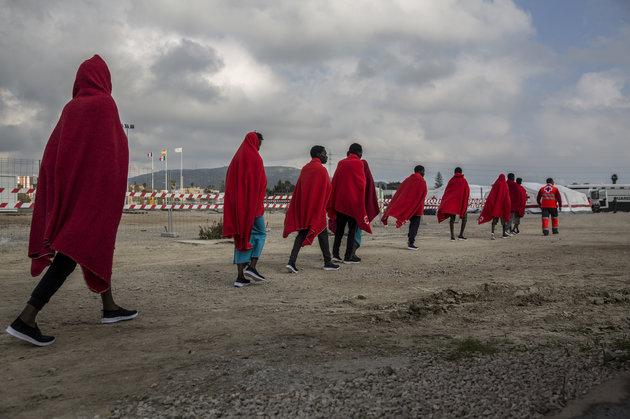 migrants sauvés
