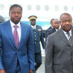 Ali Bongo récoit faure