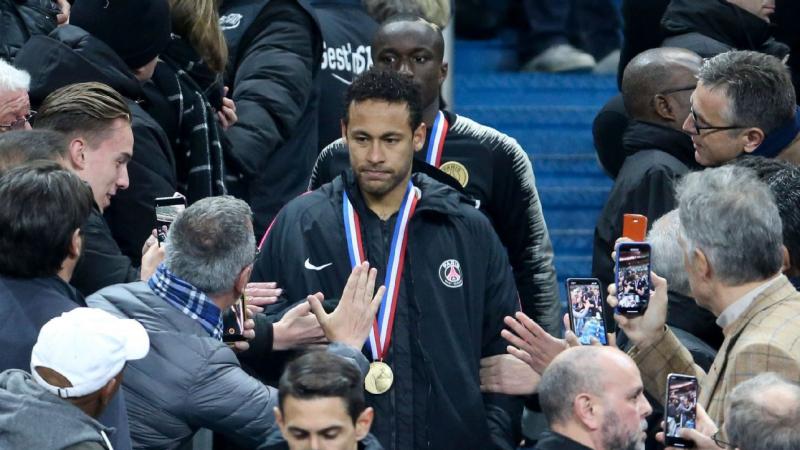 PSG Neymar