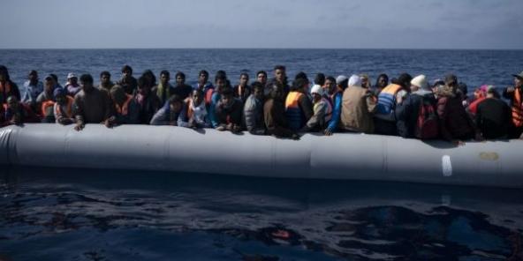 Les garde-côtes interceptent 161 migrants