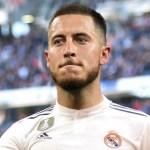 Eden Hazard s'engage avec le Real Madrid