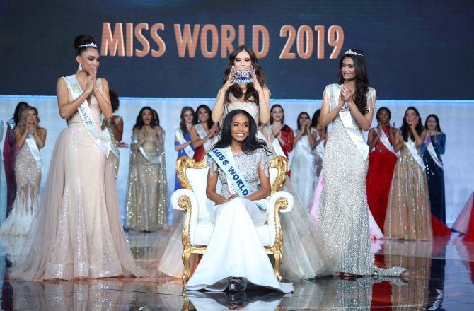 miss monde 2019 élue