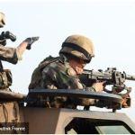 Niger des manifestants exigent le départ de l'armée française
