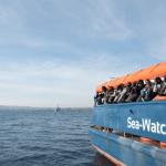 Premier sauvetage de l'année au large de la Libye, environ 60 migrants secourus