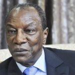 Guinée Alpha Condé sera candidat pour un 3e mandat si