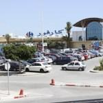 Tunisie Fermeture de Carrefour la Marsa