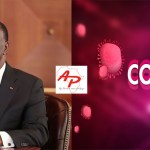 Côte d'ivoire Coronavirus Le président Ouattara instaure un couvre-feu et décrète l'état d'urgence (vidéo)