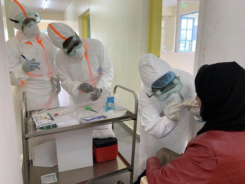 Ouganda Coronavirus Scandales sexuels les personnes en quarantaine se «livrent à des actes sexuels» les unes avec les autres
