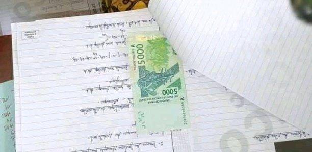 Côte d'Ivoire Baccalauréat : un correcteur retrouve la somme de 5000 FCFA dans la feuille de copie d'un candidat lui demandant de «Sciencer»