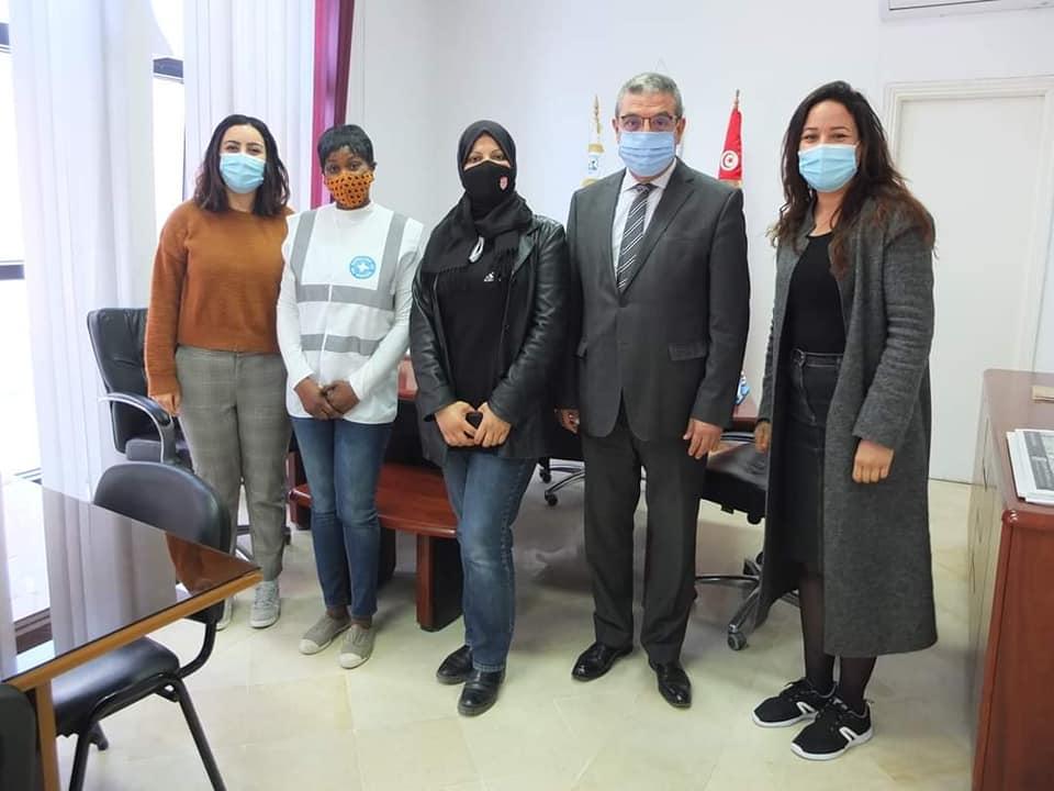 Tunisie: Médecins du monde ouvre une permanence dans la Mairie de Raoued