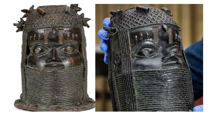 Richesse Africaine: Une université britannique va restituer le bronze béninois volé au Nigéria