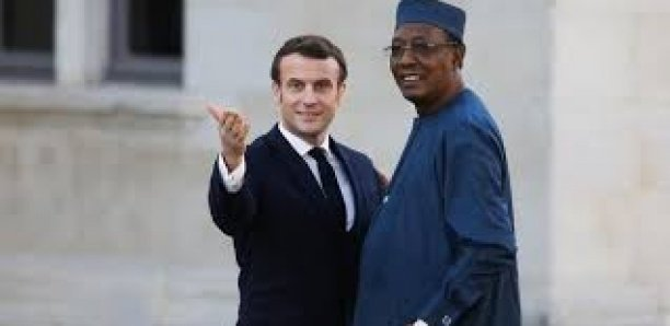 Tchad : Macron assistera aux obsèques d'Idriss Déby