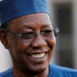 Tchad: Idriss Deby réélu sans surprise pour un sixième mandat avec 79,32 % des suffrages exprimés