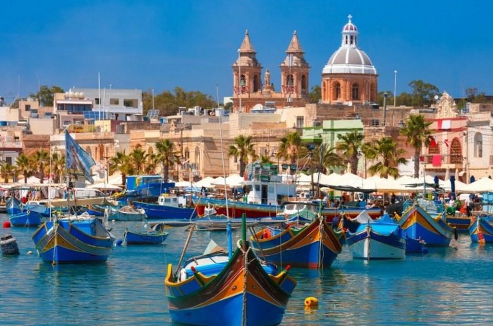Malte propose de payer aux touristes jusqu'à 173 £ chacun cet été pour des vacances dans le pays