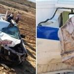Tunisie - Médenine : Un patient meurt dans l'accident de l'ambulance qui le transportait