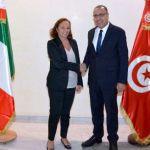 La Tunisie est un pays sûr, et l'Italie va lui renvoyer ses migrants clandestins - Luciana Lamorgese