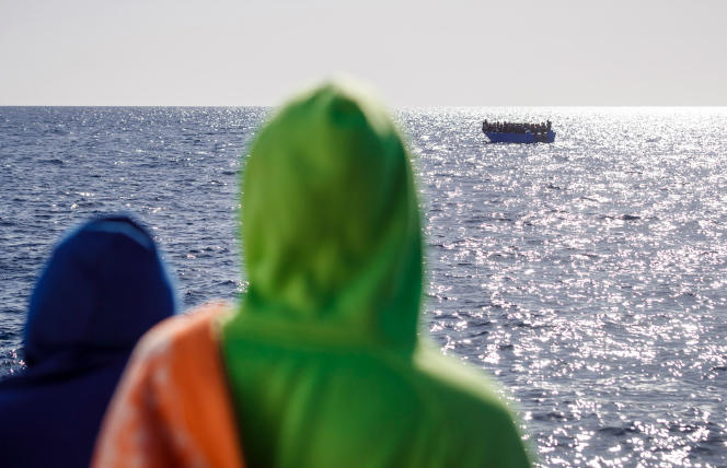 [Immigration] Yamila, une fillette ivoirienne de 5 ans meurt en mer, sa mère en situation irrégulière en France demande à assister à son enterrement
