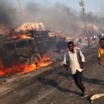 Quatre footballeurs tués dans l'explosion d'une bombe en Somalie (Photos)