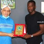 Tunisie : Le milieu de terrain ivoirien Nahi Cheik signe au Club Sportif D'Hammam Lif