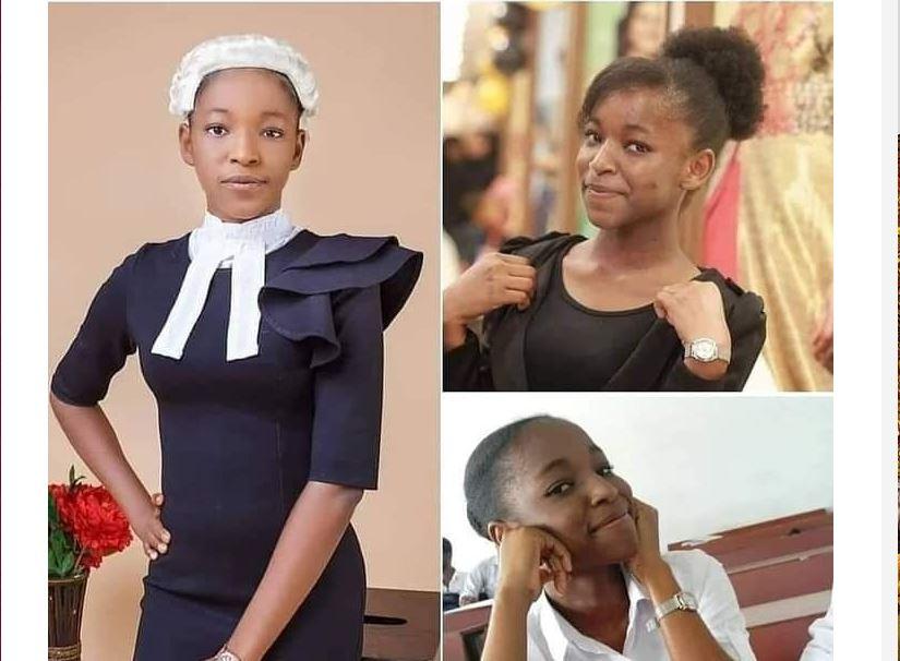 Nigeria: Une femme de 20 ans refusée à l'université nigériane parce qu'elle était trop jeune et admise au barreau