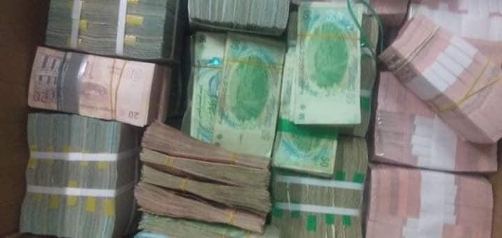 Tunisie: Saisie de plus de 1 milliard de dinar TND de source inconnue dans des bureaux de change (photos)